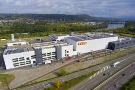 Coop eröffnet grössten Produktionsstandort in Pratteln